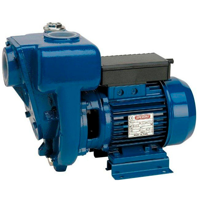 Speroni Self-Priming Pumps