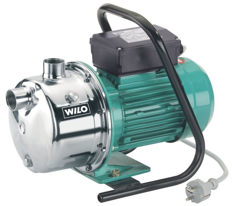 Wilo Self-Priming Pumps