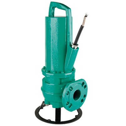 Rexa PRO Sewage Pumps for Permanent Operation